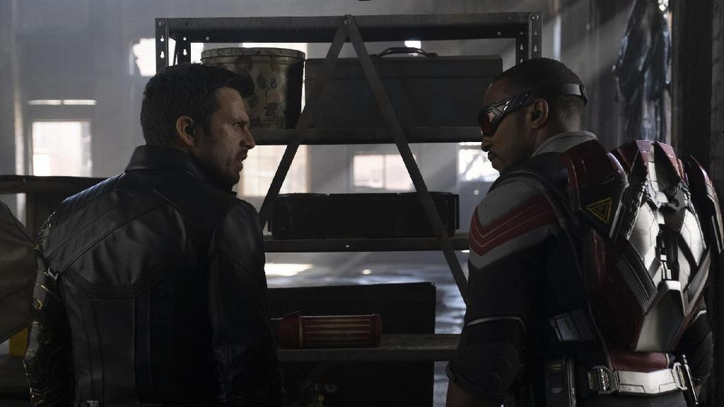 The Falcon and The Winter Soldier 2-3: Misi Ungkap Rahasia Flag Smashers
