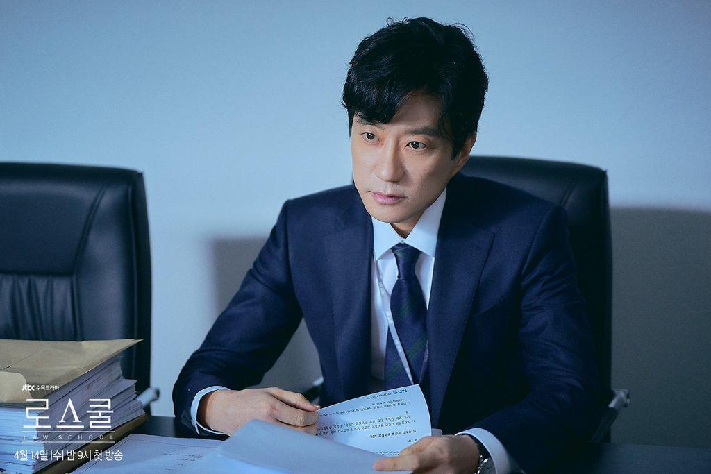 drama Korea Law School, Kim Myung Min
