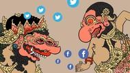 Media, Manusia, dan Serigala Sosial