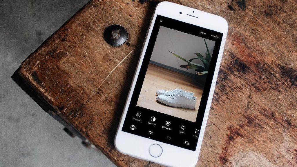 Pinterest Siap Caplok Aplikasi Edit Foto VSCO