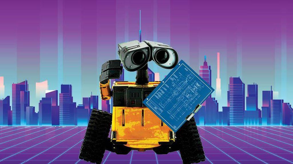 Sederet PR Kembangkan Industri Berbasis Robot