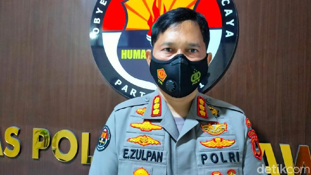 Terbongkar Pegawai BUMN di Jaringan Bomber Katedral Makassar