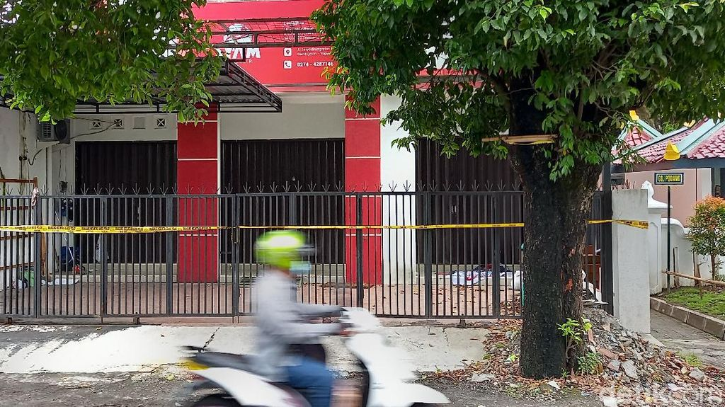 Densus Geledah Kantor LSM Kemanusiaan Syam Organizer di Yogya