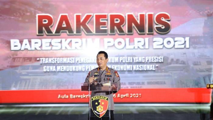 Kapolri Jenderal Listyo Sigit Prabowo (Dok Polri)