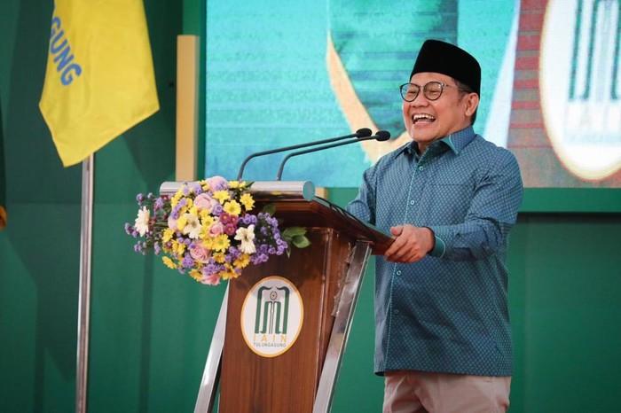Ketum PKB Muhaimin Iskandar