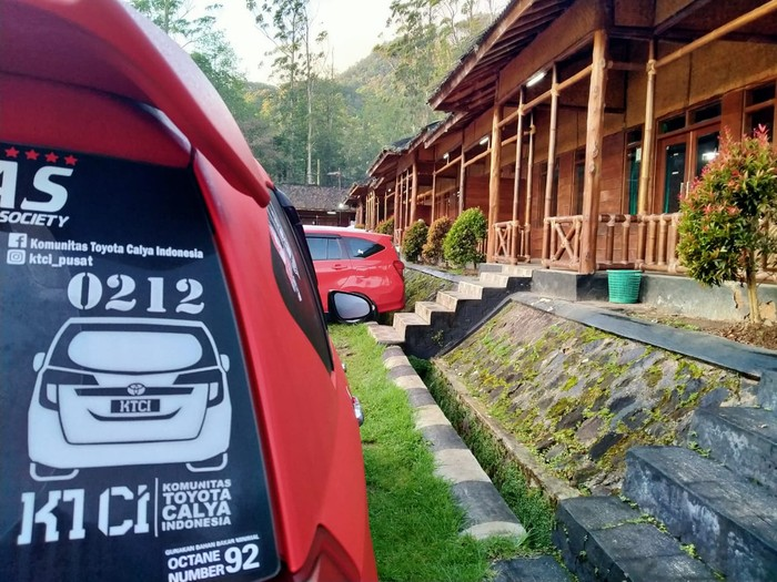 Komunitas Toyota Calya Indonesia
