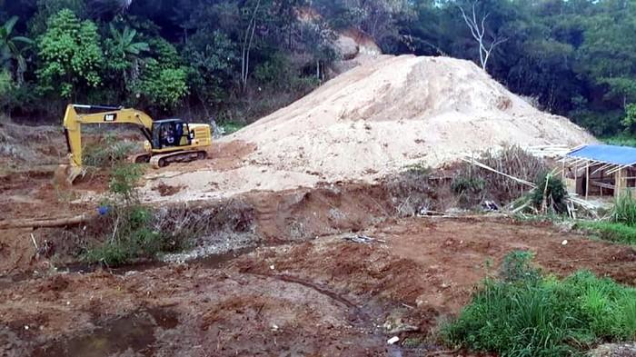 Kota Hirosima Kedua di Sukabumi terancam dieksploitasi tambang batu