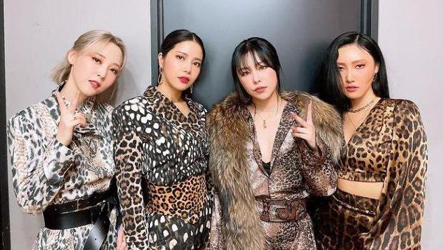 Mamamoo, Girl Group Berbakat Asal Korea Selatan Ini Ternyata Juga Suka Makanan Indonesia