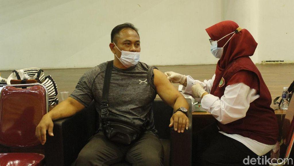 Jelang PON-Peparnas Papua, 1.431 Atlet dari Jabar Divaksin COVID-19