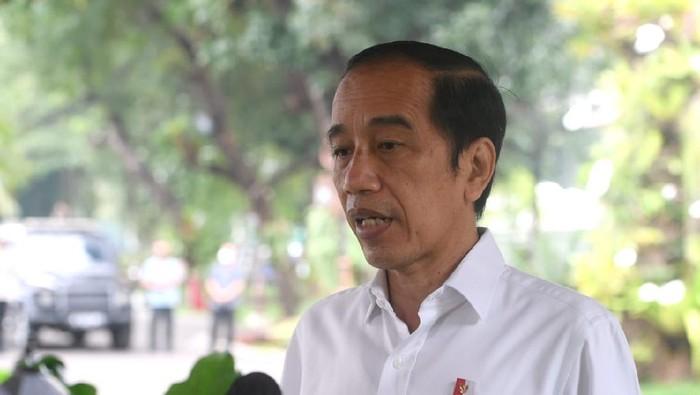 Presiden Jokowi (Foto: Lukas - Biro Pers Sekretariat Presiden)