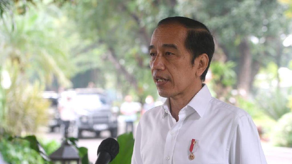 Jokowi Teken Keppres Cuti Bersama ASN 2021 Hanya 2 Hari