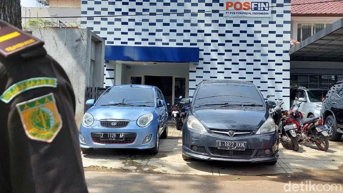 PT Pos Finansial Bandung