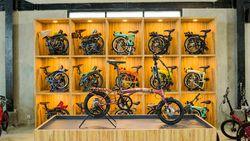 PIK Punya Pusat Sepeda, Nih