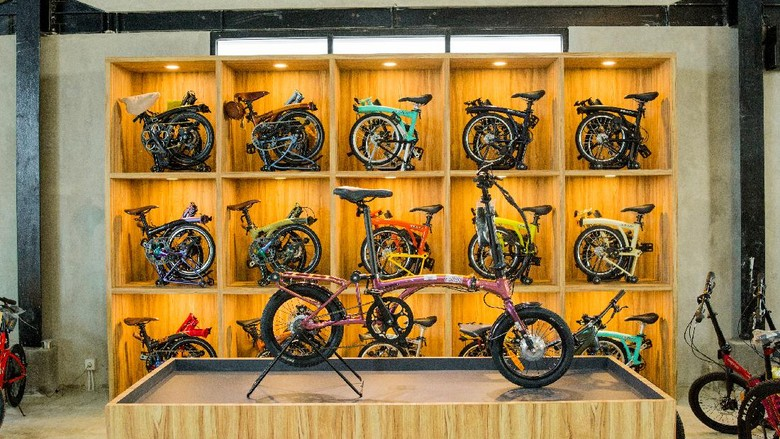 Pusat Sepeda PIK