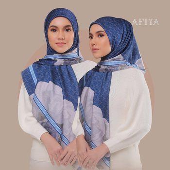 Salah satu koleksi brand Afiya milik Siti Nurhaliza.