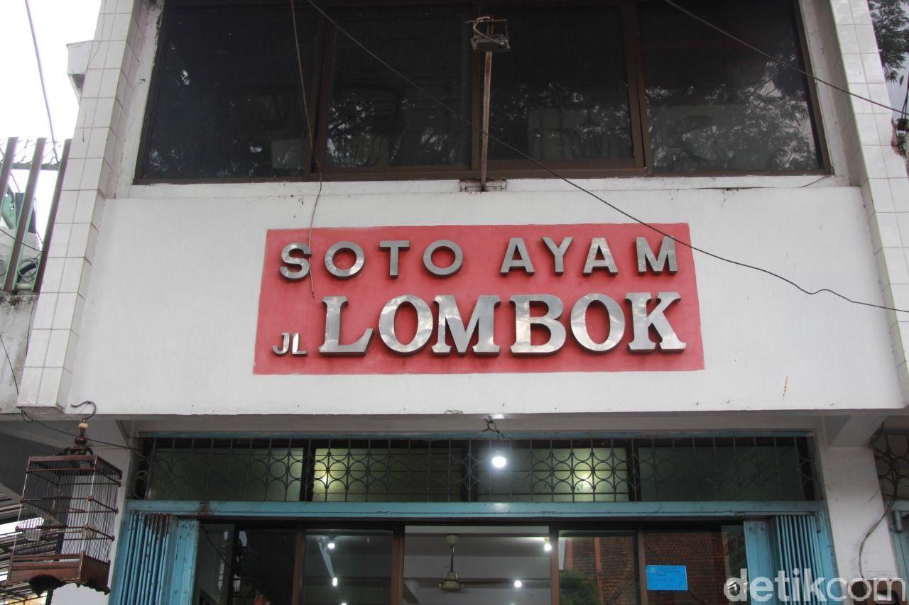 Soto Ayam Lombok yang Legendaris di Malang Sejak 1955.