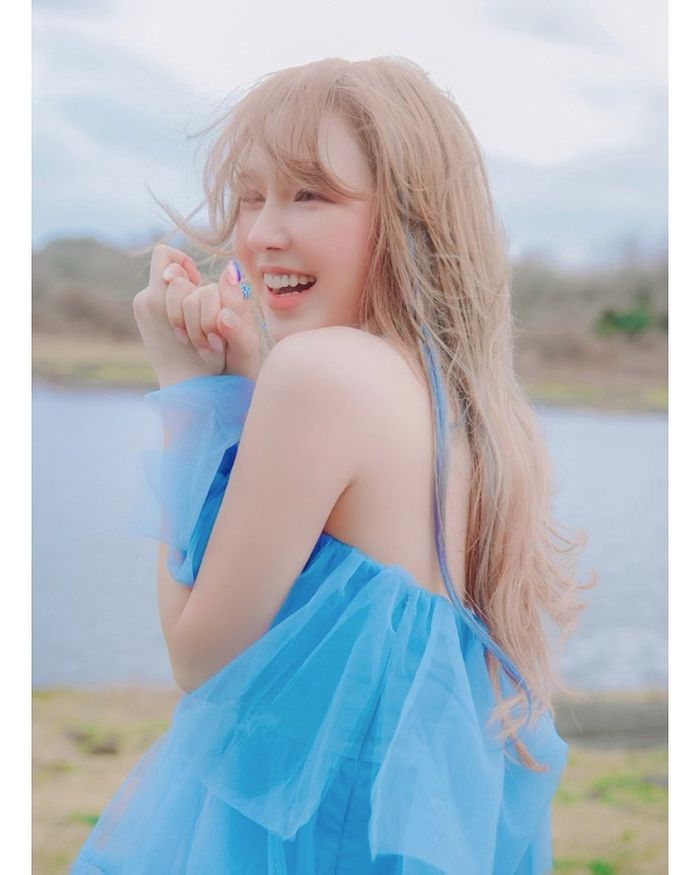 Wendy Red Velvet debut solo
