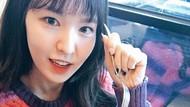 Cantiknya Wendy Red Velvet yang Hobi Baking dan Doyan Makan Cake