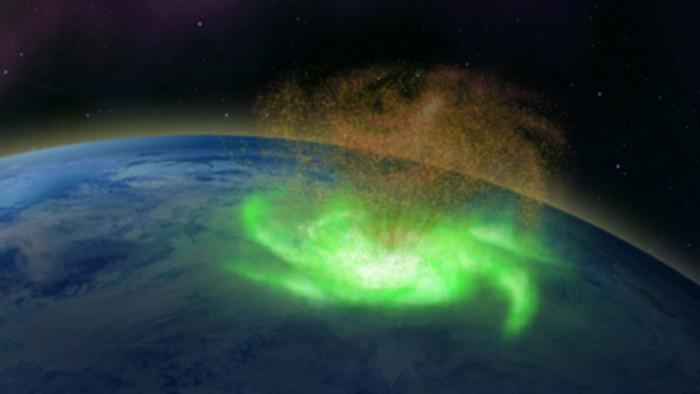 badai luar angkasa