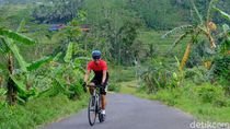 Foto: Bersepeda di Hutan Amazon ala Purbalingga