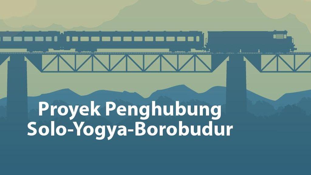 Deretan Proyek Penghubung Solo-Yogya-Borobudur
