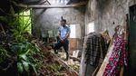 Heningnya Kampung Cigobang yang Mati Tak Berpenghuni