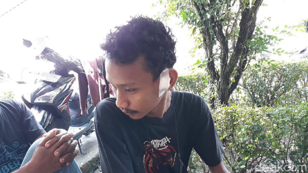 Polisi Cek Pemuda di Gunungkidul Dianiaya Oknum Brimob