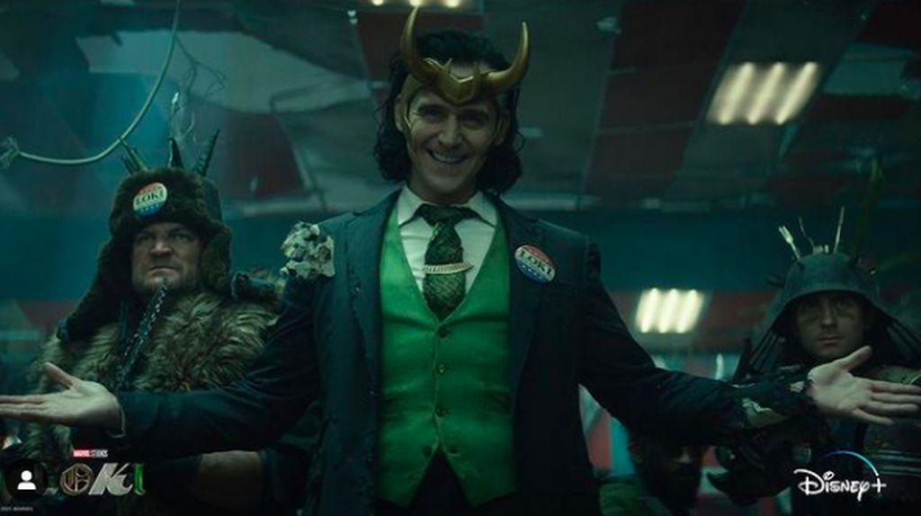Bukan Musuhan, Loki Tak Gabung di Thor: Love and Thunder