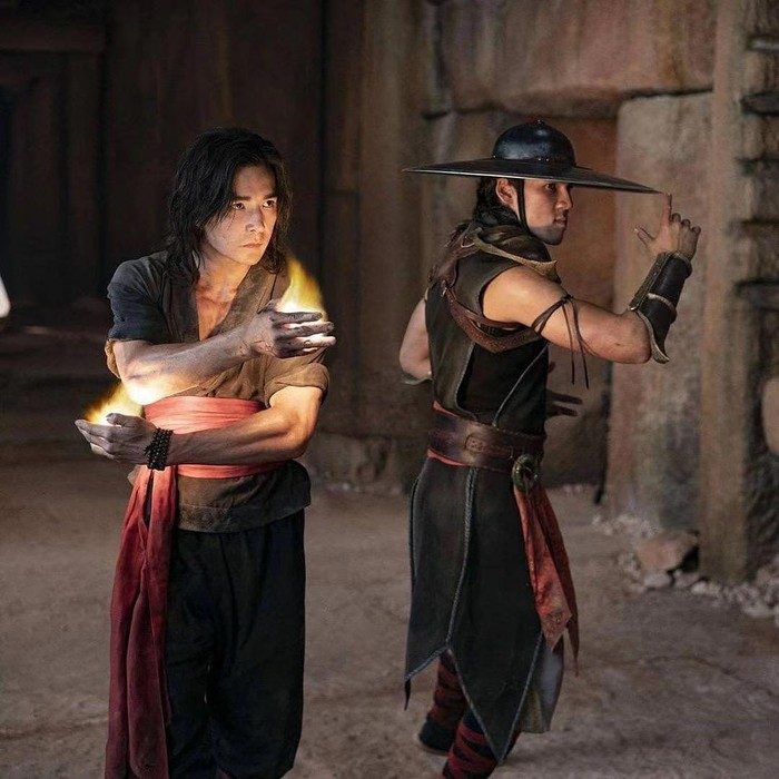 Ludi Lin merupakan aktor pemeran Liu Kang di film terbaru Mortal Kombat (2021).
