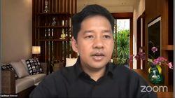 Survei Capres SMRC: Prabowo 21,5%, Ganjar 12,6%, Anies 12,0%