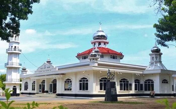 Masjid Agung Sholihin Kayuagung