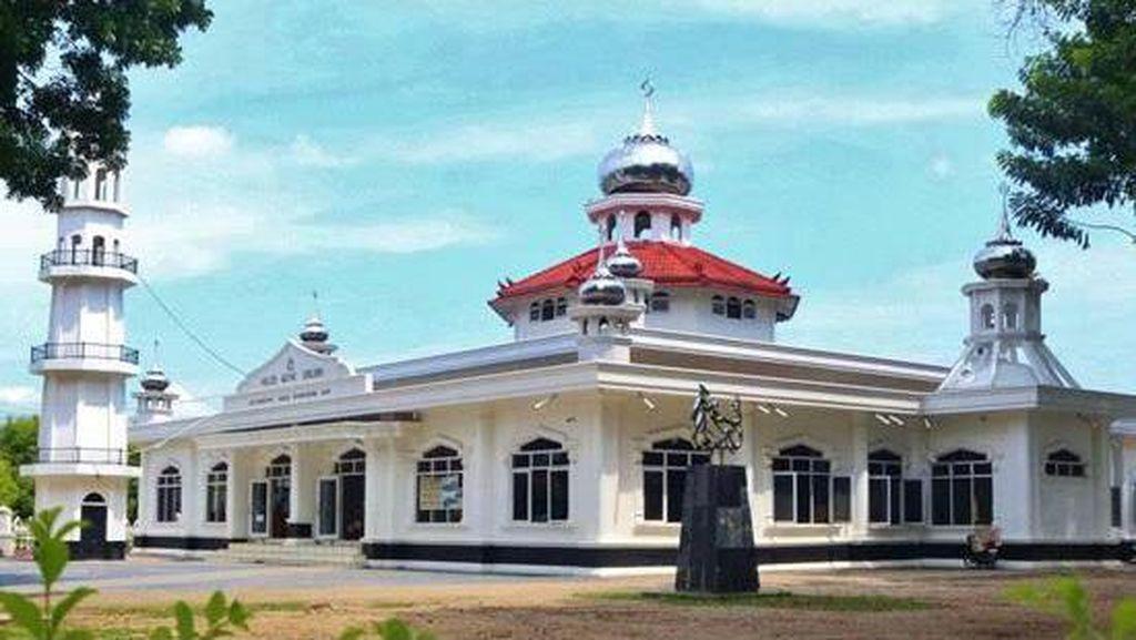 Pemkab OKI Mau Jadikan Masjid Agung Sholihin Pusat Wisata Religi