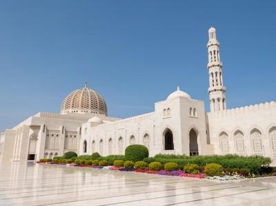 Foto: 10 Masjid Megah Berdesain Indah di Dunia