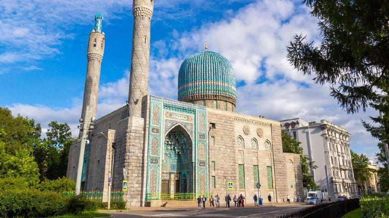 Masjid Indah di Dunia