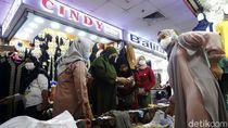 Jelang Ramadhan Pasar Tanah Abang Mulai Padat