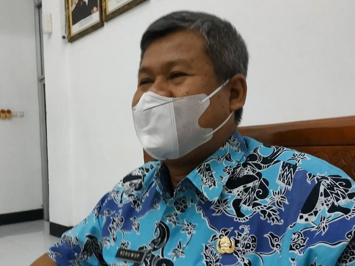 Plh Bupati Pacitan, Heru Wiwoho
