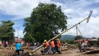 Kondisi Terkini Pasokan Listrik NTT Usai Diterjang Badai