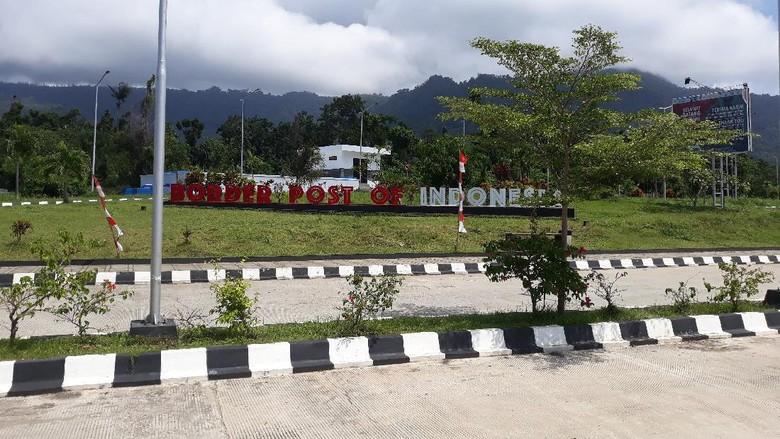 Pos Perbatasan Papua-PNG