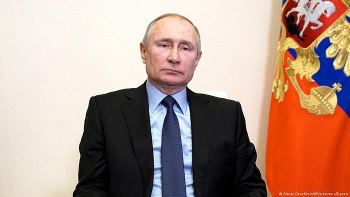 Sah! Presiden Rusia Vladimir Putin Bisa Menjabat Hingga Tahun 2036