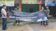 Muncul Spanduk Tegakkan Khilafah, Munarman Minta Tindakan Fitnah Disetop