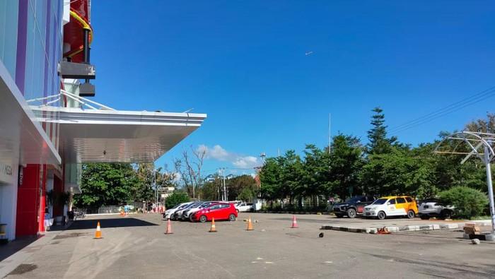 Suasana di Kupang sudah mulai kondusif pada Selasa (6/4) (dok Bangun Pribadi)