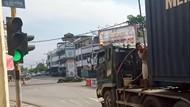 Viral Warga Hadang Truk Masuk Kota Labuhanbatu, Dituding Penyebab Jalan Rusak