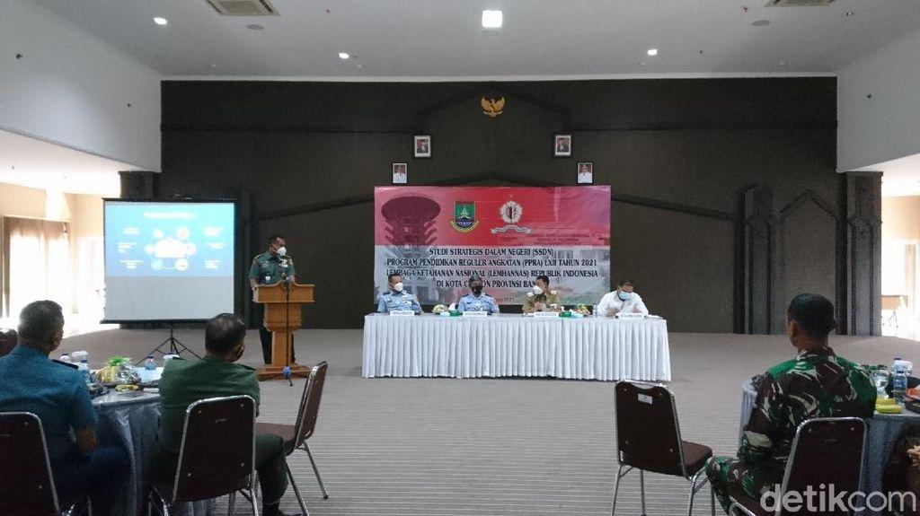 Pengangguran di Cilegon Naik Terus, Wawalkot: Ijazah Warga Rata-rata SMP