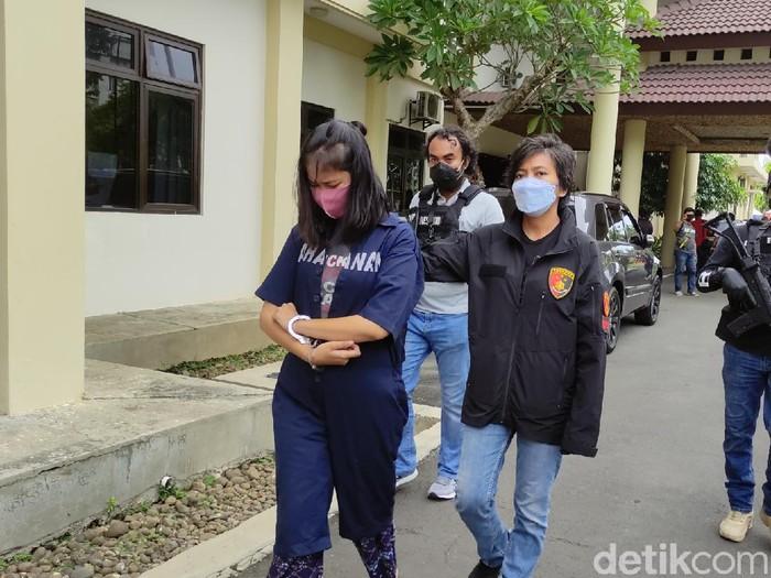 Wanita di Semarang racuni sopir mobil carter pakai obat tetes mata, Selasa (6/4/2021).