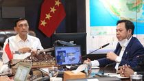 Temui Luhut, Waket DPD Minta Fungsi KEK di Bengkulu Ditingkatkan