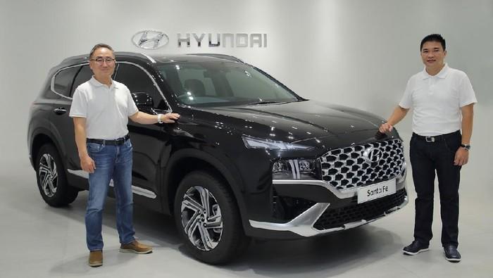 Hyundai New Santa Fe resmi diluncurkan di Indonesia