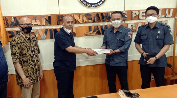 Ini penyebab DKPP memeriksa Bawaslu Sukabumi terkait dugaan pelanggaran etik