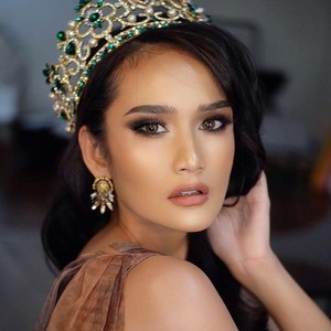 Intan Miss Eco Indonesia Viral, Gelagapan di Penjurian Miss Eco International