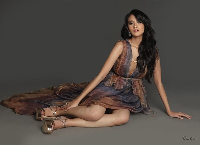 Miss Eco Indonesia, Intan Wisni menjadi perbincangan warganet.