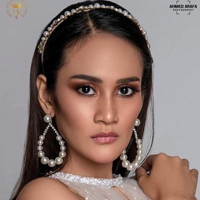 Intan Wisni Miss Eco Indonesia 2020